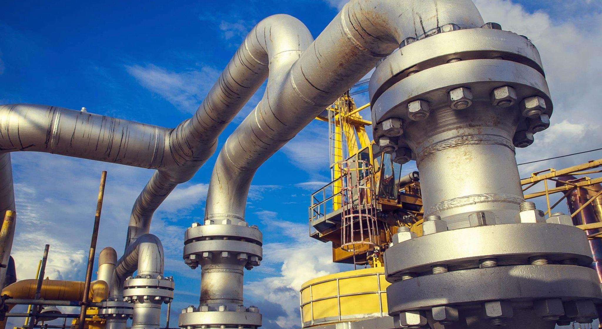 Foto industrial para tratamiento del agua